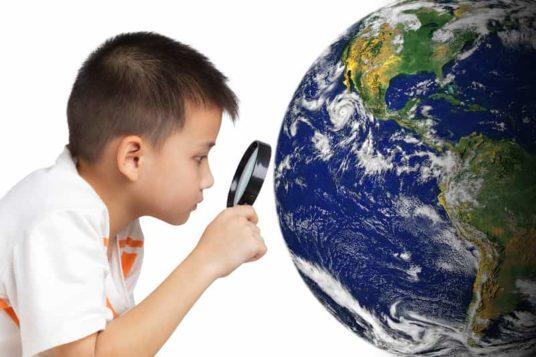 Enfant et planète