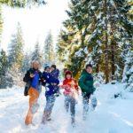 11 Activités pour les Enfants à la Montagne en Hiver