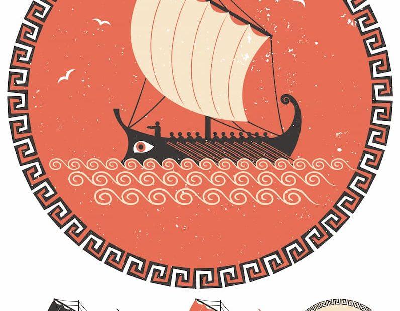 L'odysée d'Ulysse pour les enfants