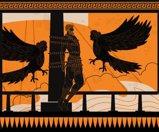 Odyssée d'Ulysse, chant des sirènes