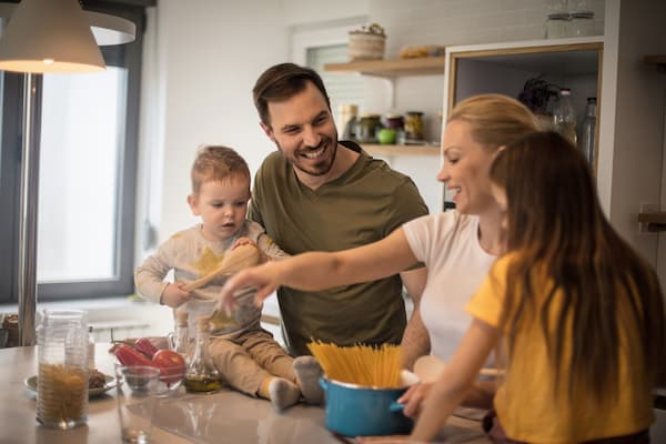 anti gaspillage alimentaire famille