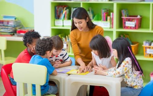 Apprentissage de la lecture à l'école