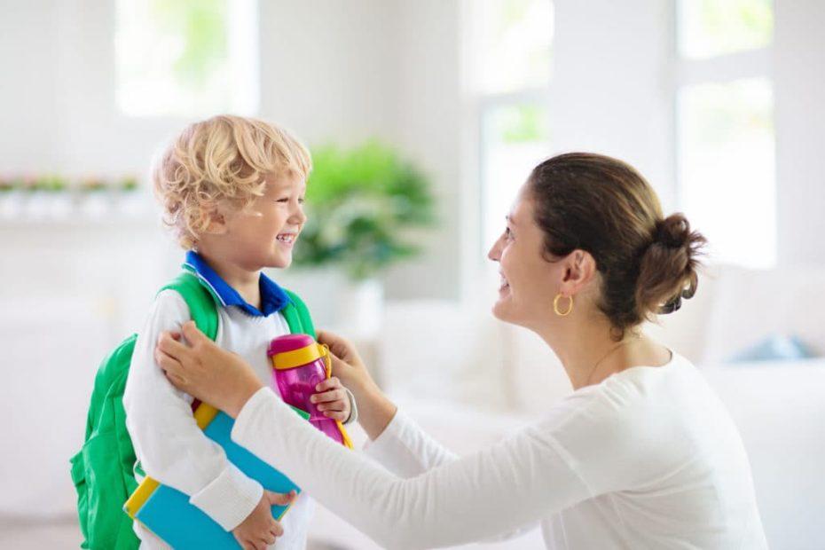 Bien préparer son enfant à l'école