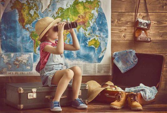 L'enfant voyage