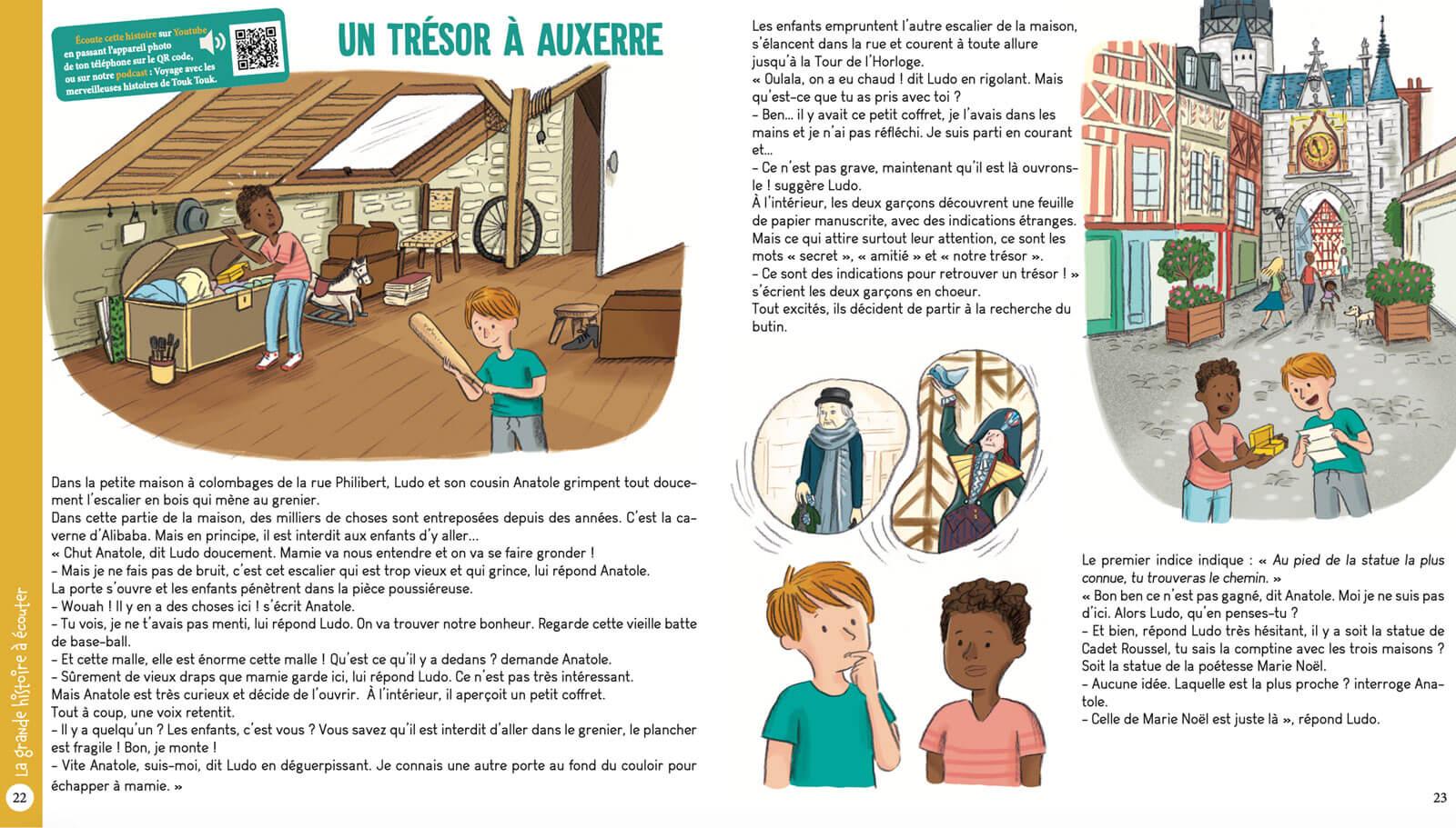 Un trésor à Auxerre