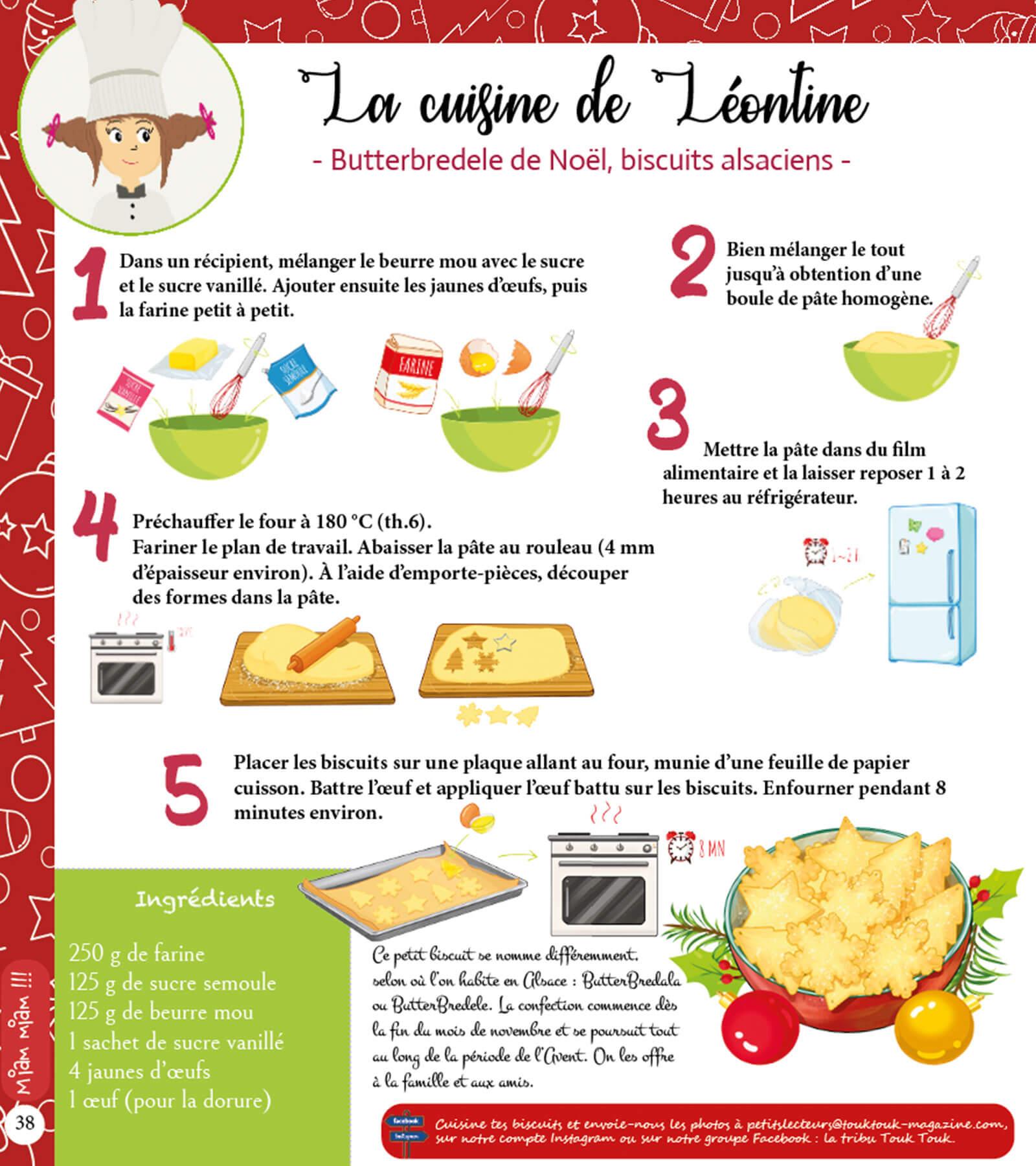La cuisine de Léontine