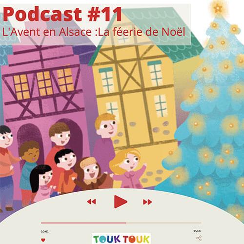 Podcast 11 : L'Avent en Alsace