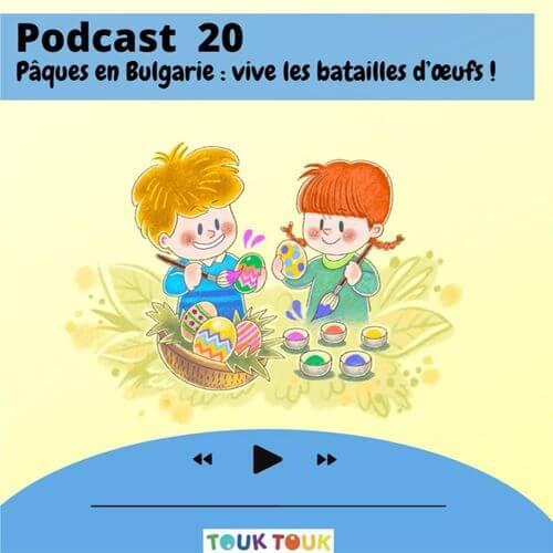 Podcast Bulgarie Pâques