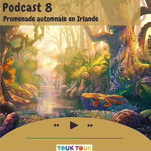 Podcast 8 : Promenade automnale en Irlande