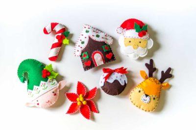 Décorations pour Noël