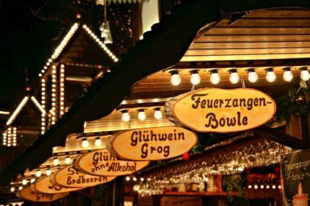 Marché de Noël en Allemagne