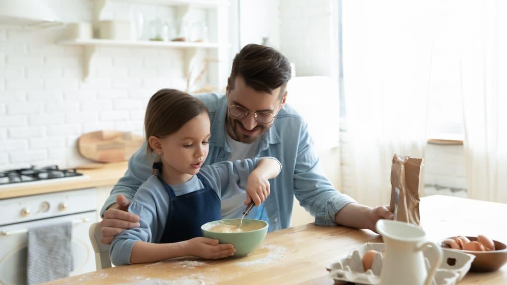 zéro déchets en cuisine avec les enfants