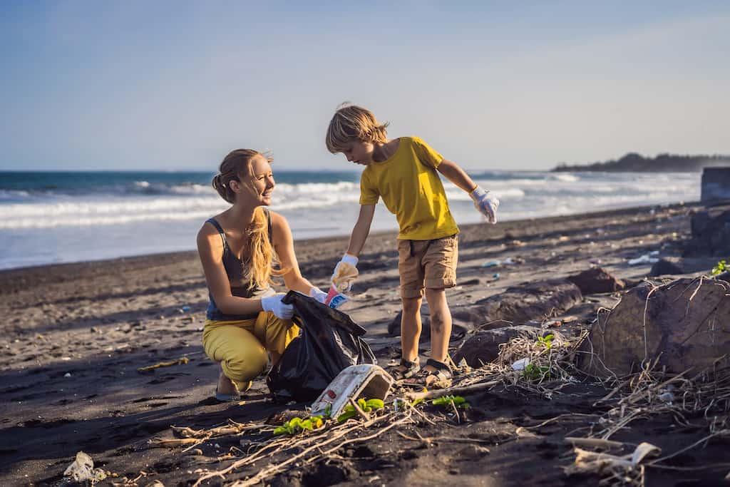 Éduquer ses Enfants au Zéro Déchet : 4 étapes pour se lancer