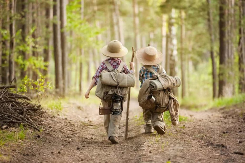 Vacances écologiques en famille