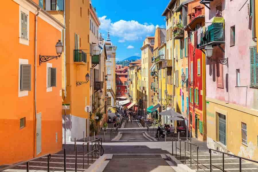 Visiter le vieux Nice avec des enfants